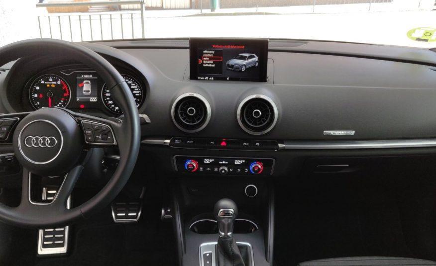 AUDI A3 2.0 TFSI S-Tronic Quattro Sport Line