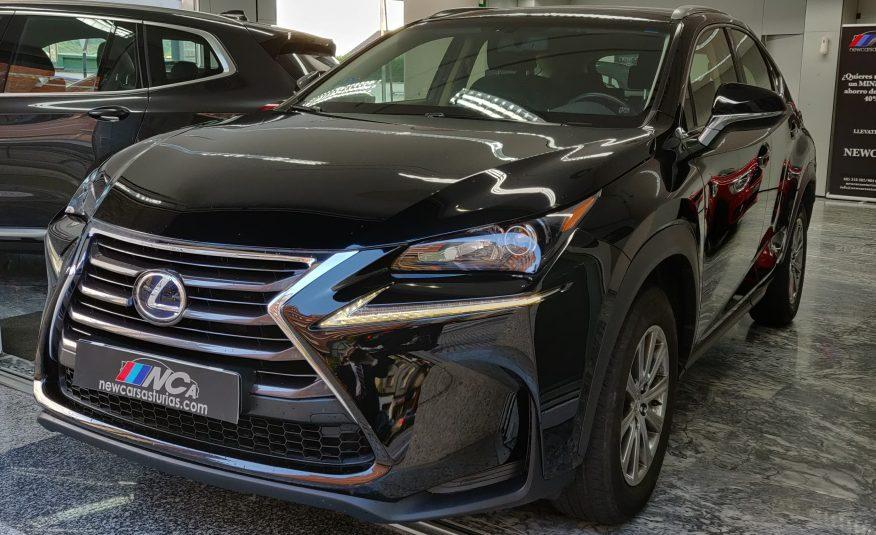 Lexus NX 300h Corporate + Navibox