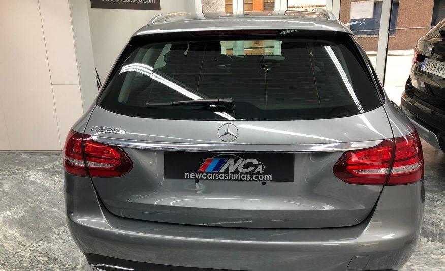 Mercedes Clase C220d Avantgarde 7G-tronic