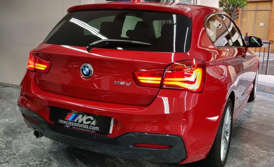 BMW – 118D M 3P
