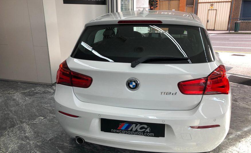 BMW 118D 5P AUT.