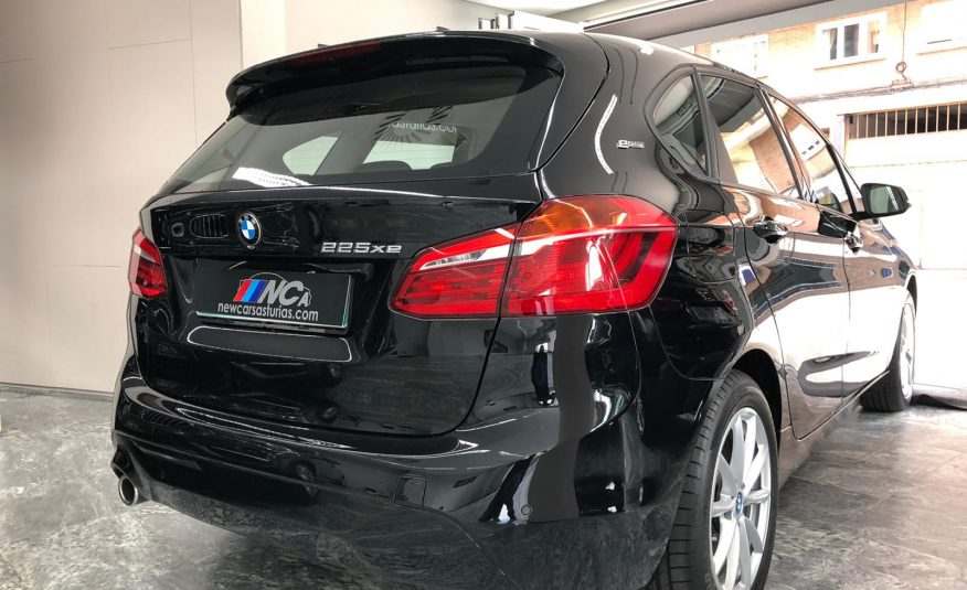 BMW Serie 2 Active Tourer 225xe iPerformance 5p. – Híbrido enchufable