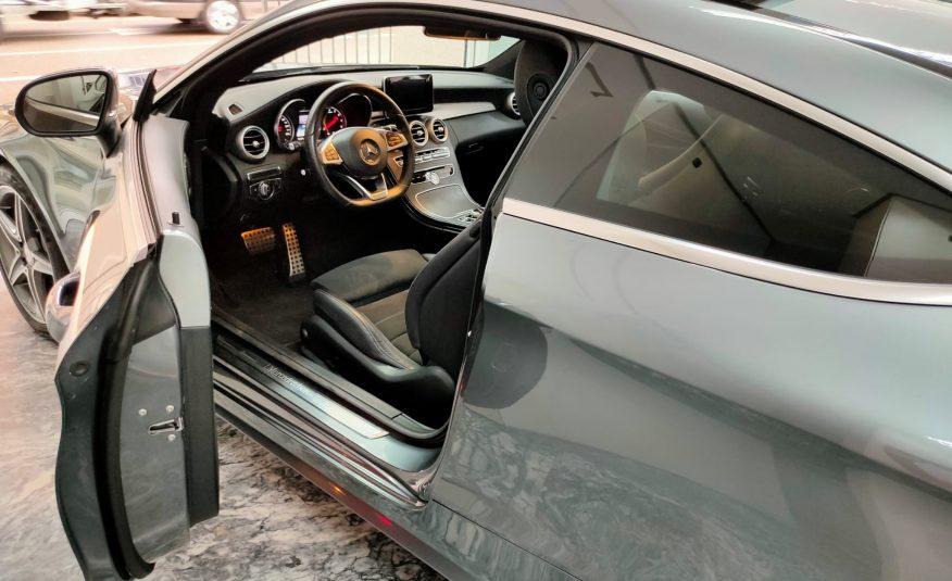 Mercedes C 180 Coupé AMG