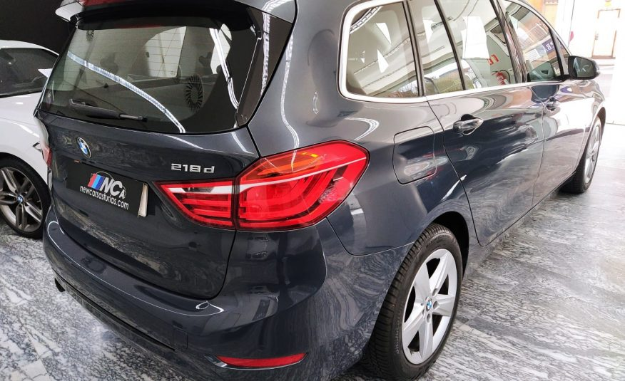 BMW Serie 2 Gran Tourer 218d 5p.