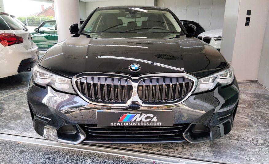 BMW Serie 3 318d 4p.