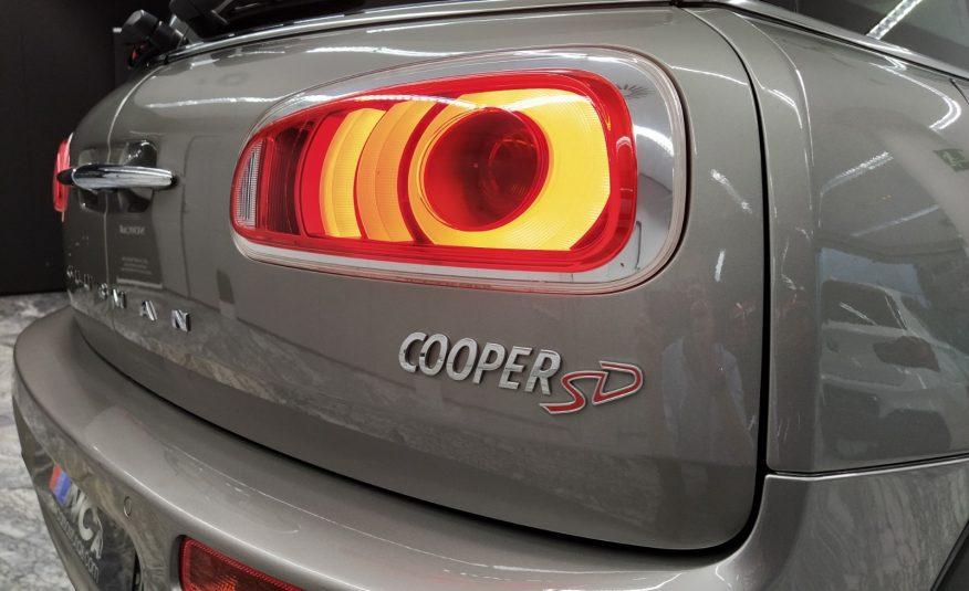 MINI CLUBMAN COOPER SD 5p.